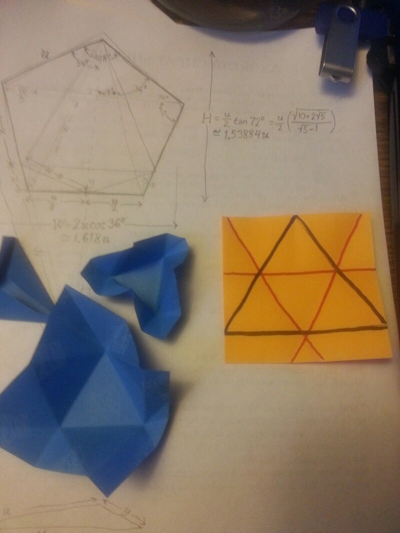 Folding Polygons into Pyramids 2